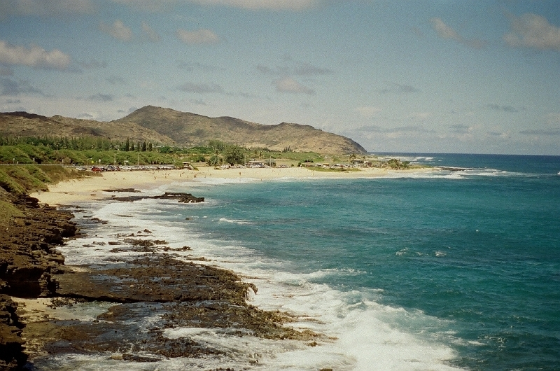 Waimanalo Bay - Windward Coast